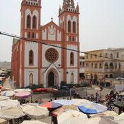 3. Gotische Kirche von Lomé
