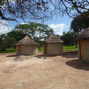 12. Hütten in Bafilo