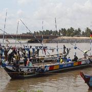 8. Fischerboote in Aneho