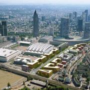Neubaugebiet: Frankfurter Europaviertel
