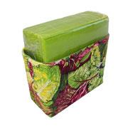 Serviettenbox Salat – zu verkaufen