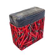 Serviettenbox Chili – zu verkaufen