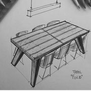"Tafel "" Fold"""