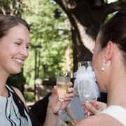 Sektempfang Hochzeit Thüringen