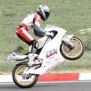 Motorrad Rennen IDM Schleizer Dreieck