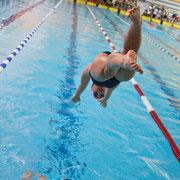 Schwimmer Startsprung Erfurt
