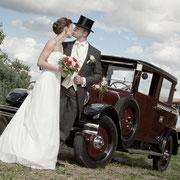 Hochzeit Thüringen Brautpaar