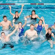 Schwimmer Party Erfurt