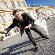 Hochzeit München Brautpaar
