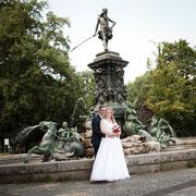 Hochzeit Nürnberg Stadtpark