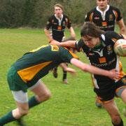 Rugby Bangor Wales