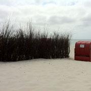 Am Strand an der Nordsee, Traumhaft