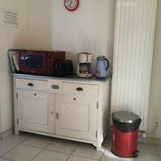 la cuisine Ferme Relais de la Baie de Somme gîtes de groupe baie de somme