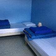 la chambre 3 de 3 lits  Ferme Relais de la Baie de Somme gîtes de groupe baie de somme