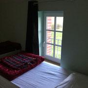 Chambre 4 gite des Prés salés 5 lits Ferme Relais de la Baie de Somme gîtes de groupe baie de somme
