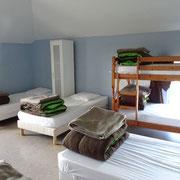 chambre 4 Ferme Relais de la Baie de Somme gîtes de groupe baie de somme