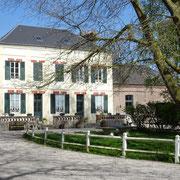 maison principale Ferme Relais de la Baie de Somme gîtes de groupe baie de somme
