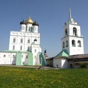 Dreifaltigkeit Kathedrale - erbaut von der Fürstin Olga