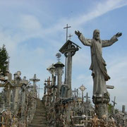 Berg der Kreuze