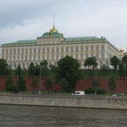 der Sitz des russischen Präsidenten