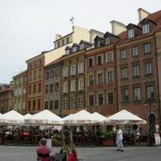 Marktplatz der Altstadt