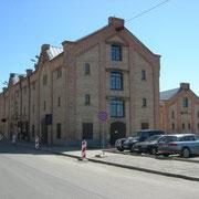 Speicherhäuser werden neu kulturell genutzt