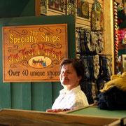 und alten Läden ....