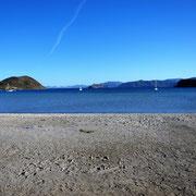 Wunderschöne Buchten und Sandstrände laden zum Campen ein