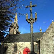 Le calcaire -Eglise Saint-Jacques (LOCQUIREC)