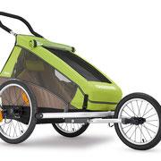 Croozer Kid e-Bike Anhänger für Kinder kaufen in Aarau-Ost