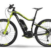Xduro RX 27,5 e-Mountainbike schwarz lime