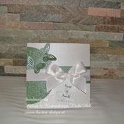 Einladungskarte zur Hochzeit - Design LOVESTYLE
