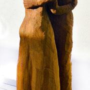 Ganze Statur