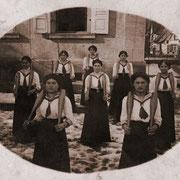 Frauenriege vor dem 2.ten Weltkrieg