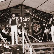 Fahnenweihe 1986