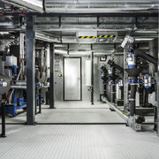 Sistema completo com HKA49 - contêiner de 12m