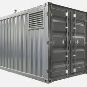Sistema completo com HKA49 - contêiner triplo de 12m