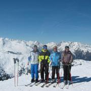 Der Familien Skilehrer - Clan