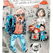 Générations - Kormann,  Le ras-le-bol de la tyrannie du bien vieillir, ©2015