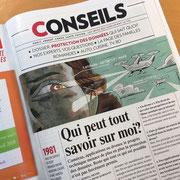 L'Illustré, le Guide Conseils. © Kormann 2018