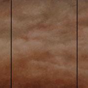 Wolken • 2014 • Öl auf Leinwand • 180 x 80