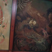 浅草寺の天井画