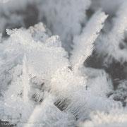 Patronen in het ijs