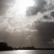 Wolkenlucht Kortenhoefse plassen