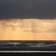 Zonsondergang De Slufter - Texel