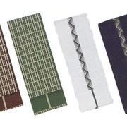 【半天帯】 ■素 材:綿100% ■サイズ:長さ3.7m/巾9.5cm ※ドライクリーニング出来ますが、長さが5cm位縮みます。