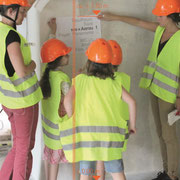 Begleitete Baukulturwoche im Stadtmuseum Aarau, 2014
