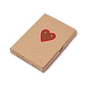 Herzpostkarte