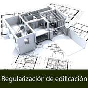 Regularización de edificación