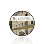 Hotel CarltonAstoria · Hotelsticker